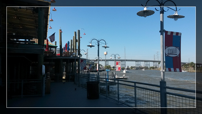 休斯顿Kemah Boardwalk